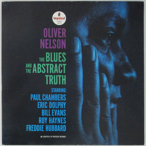 Oliver Nelson - The Blues and the Abstract Truth   (restocked)