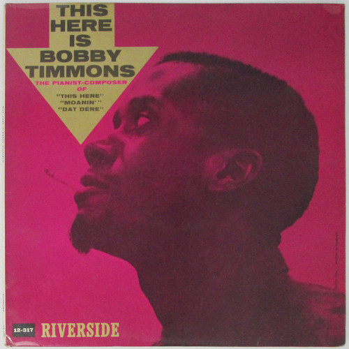 Bobby Timmons – This Here Is Bobby Timmons (UK)