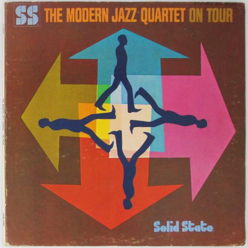 The Modern Jazz Quartet – On Tour