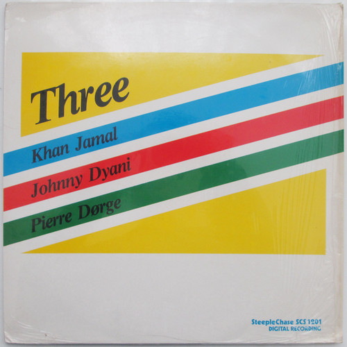 Khan Jamal, Pierre Dorge, Johnny Dyani - Three