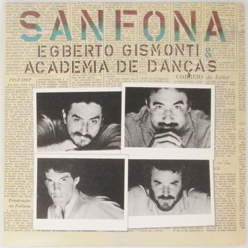 Egberto Gismonti & Academia De Danças – Sanfona (double lp)