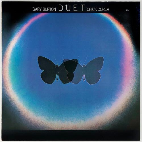 Gary Burton / Chick Corea – Duet