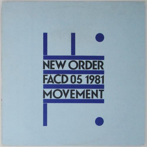 New Order – Movement