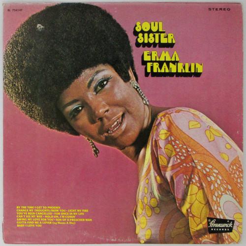 Erma Franklin – Soul Sister
