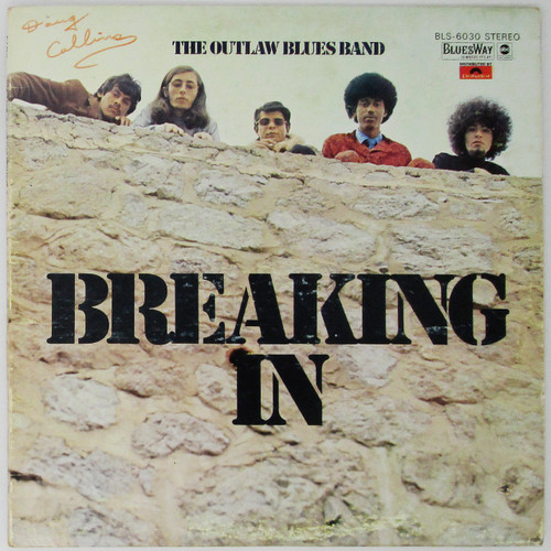 The Outlaw Blues Band – Breaking In