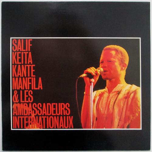 Salif Keita, Kante Manfila Et Les Ambassadeurs Internationaux – Tounkan