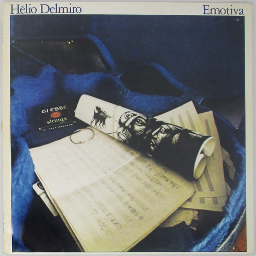 Hélio Delmiro – Emotiva