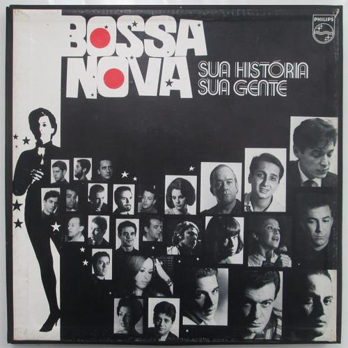 Bossa Nova - Sua Historia Sua Gente (3 LP box sex - EX!)