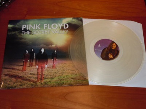 Pink Floyd - The Secret Valley ( Clear vinyl only 100 made )