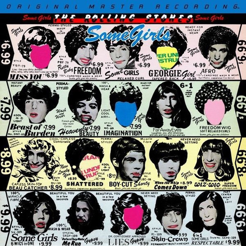 The Rolling Stones - Some Girls (Early MoFi NM/NM)
