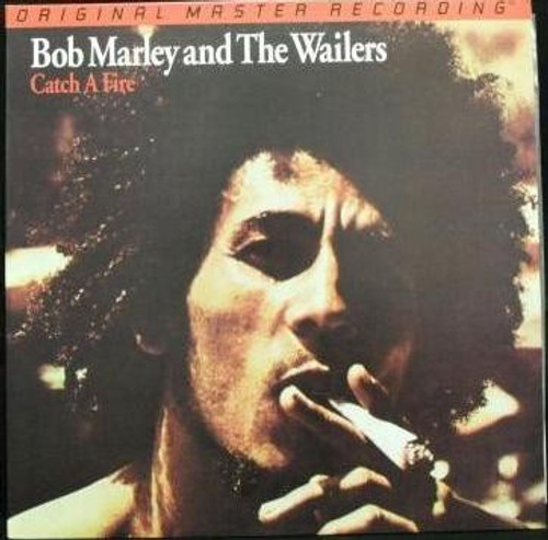 Bob Marley & The Wailers - Catch A Fire (  Rare numbered - 2928 - MoFi in NM condition)