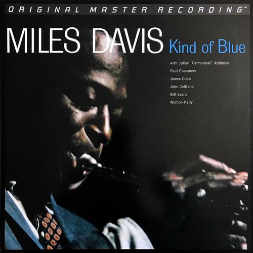 Miles Davis - Kind Of Blue (MoFi 2 LP @ 45 RPM - Numbered)