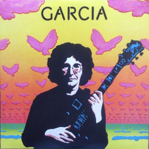 Jerry Garcia - Garcia (Compliments QRP Pressing)