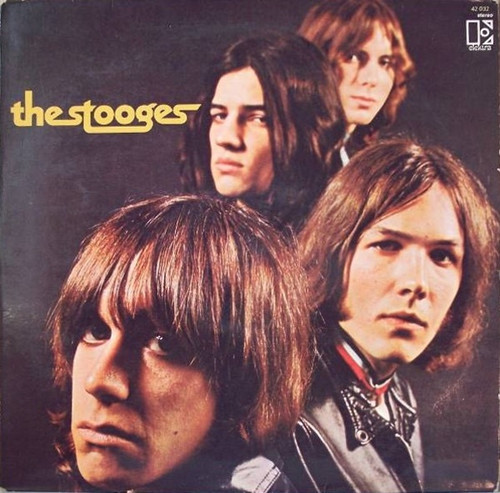 The Stooges - The Stooges (1972 French Import NM/NM)