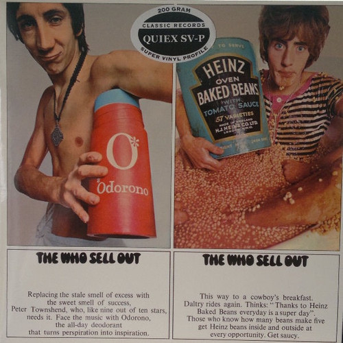 The Who - The Who Sell Out ( Classic Records 200g QUIEX)