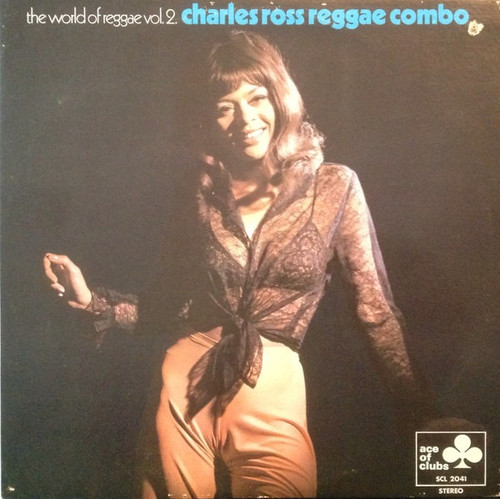 Charles Ross Reggae Combo - The World Of Reggae Vol.2    (VG/VG)