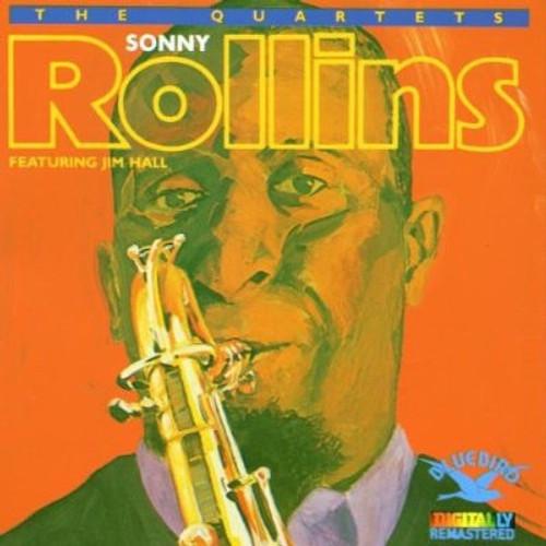 Sonny Rollins - The Quartets ( 2 LP NM)
