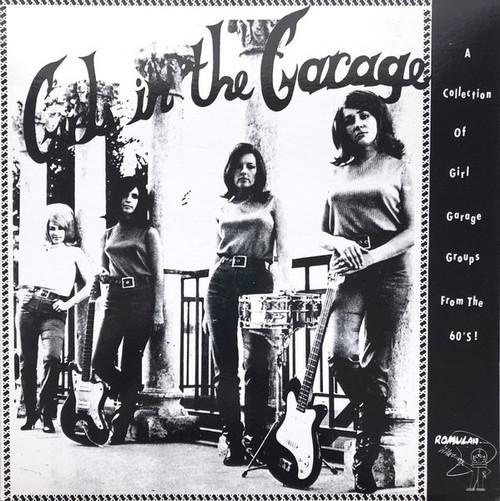 Various - Girls In The Garage Vol 1 (Original 80s pressing- NM/NM)