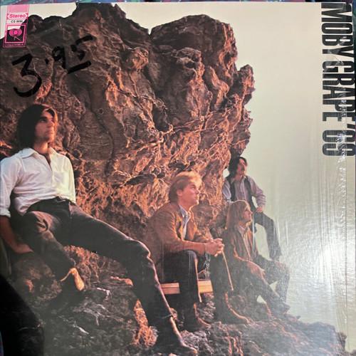 Moby Grape - Moby Grape '69 ( 1st pressing NM in open shrink - 2 eye)