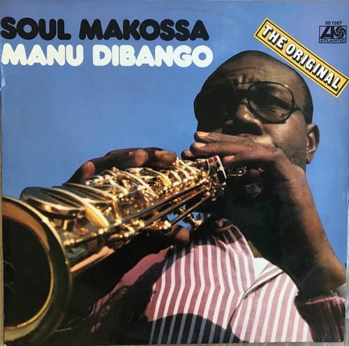 Manu Dibango - Soul Makossa (1972 USA pressing VG+)
