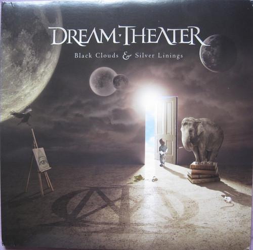 Dream Theater - Black Clouds & Silver Linings ( 2009 2 LP NM/NM)