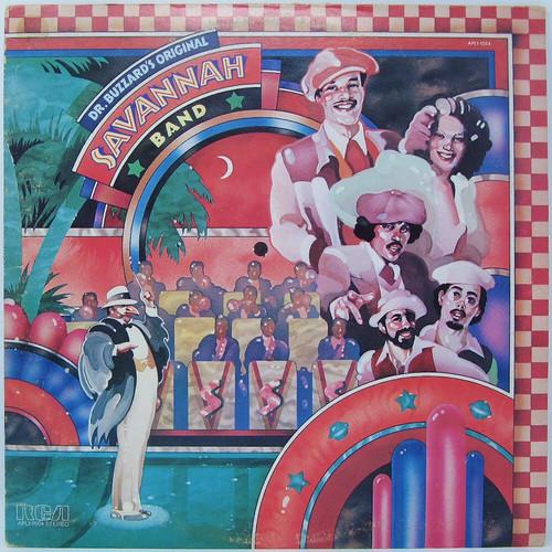 Dr. Buzzard's Original Savannah Band - S/T
