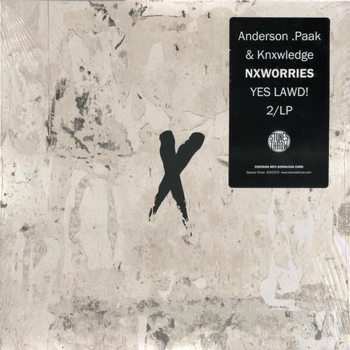 NxWorries (Anderson Paak & Knxwledge) - Yes Lawd (US 2016 2LP In Open Shrink)