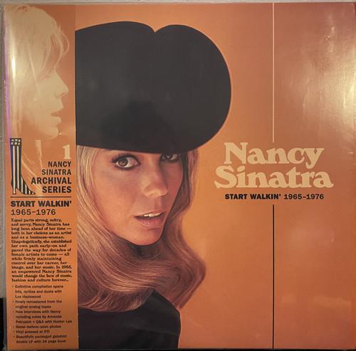 Nancy Sinatra - Start Walkin': 1965-1976 (2xLP)