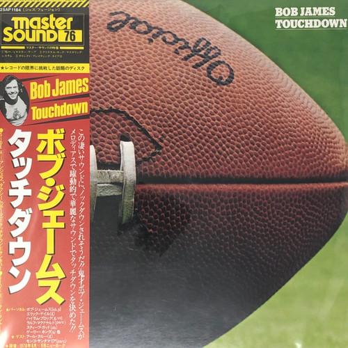 Bob James - Touchdown (1978 Japanese Pressing with OBI)