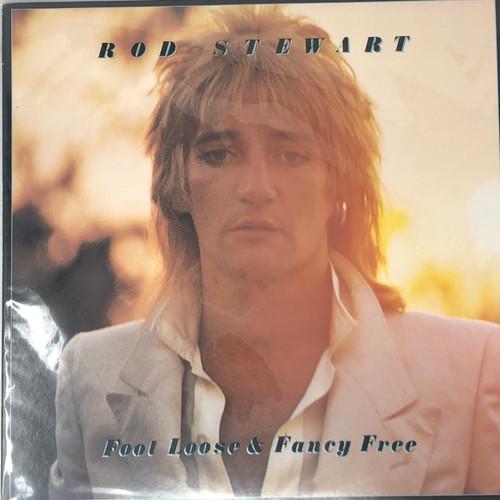 Rod Stewart - Foot Loose & Fancy Free (Japanese Pressing)