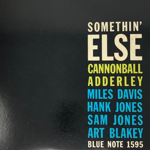 Cannonball Adderley - Somethin' Else (1977 Japanese Reissue - Blue Note)