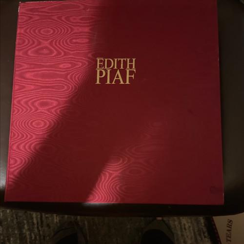 Edith Piaf - Parmi Nous - 10 LP box  French Import