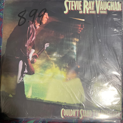 Stevie Ray Vaughan & Double Trouble - Couldn't Stand The Weather (Sealed Original)