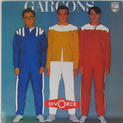 Garçons - Divorce (Yellow Vinyl)