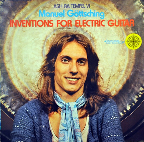 Manuel Göttsching - Inventions For Electric Guitar (NM copy)