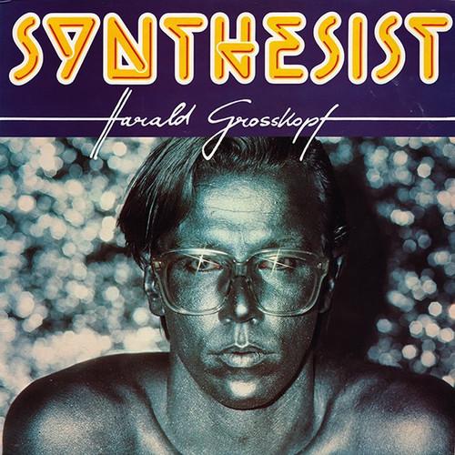 Harald Grosskopf - Synthesist (1st German pressing NM/NM)