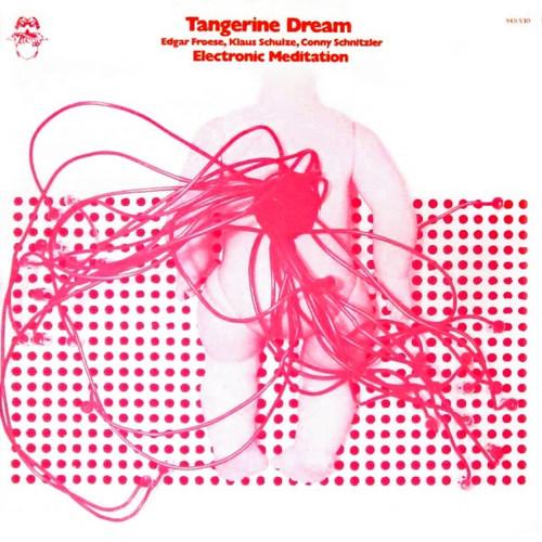 Tangerine Dream - Electronic Meditation ( 1976 French Import NM)