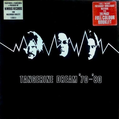Tangerine Dream - Tangerine Dream '70 - '80 (4 LP Boxset with booklet VG+ NM)