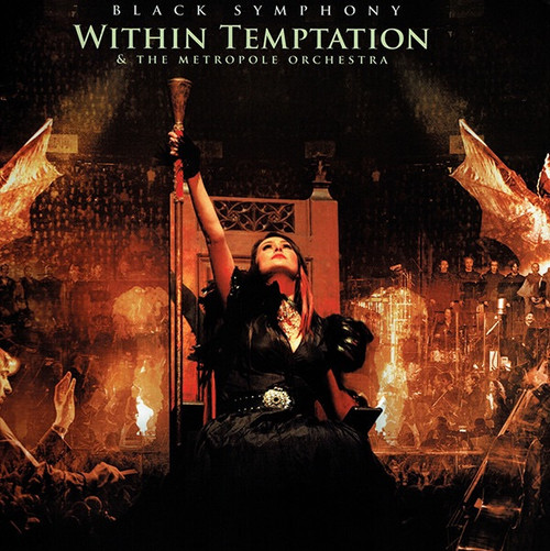 Within Temptation - Black Symphony (Limited Edition numbered)
