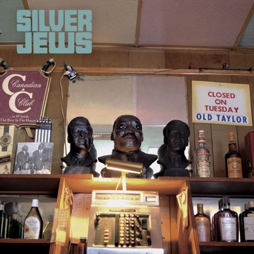 Silver Jews - Tanglewood Numbers (2005 pressing with insert in VG+/NM)