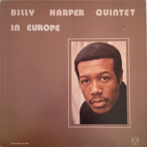 Billy Harper Quintet - In Europe (NM/NM)
