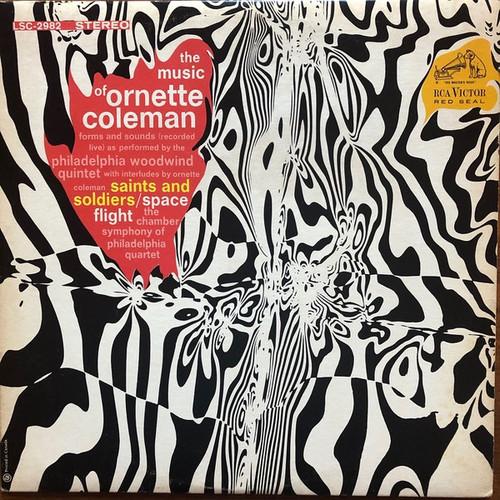 Ornette Coleman - The Music Of Ornette Coleman