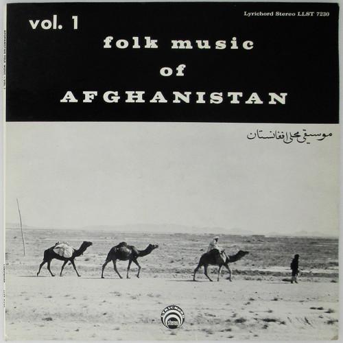Folk Music Of Afghanistan Vol. 1