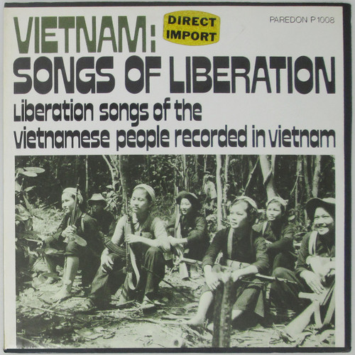 Vietnam: Songs Of Liberation (sealed)