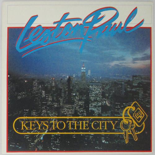 Leston Paul – Keys To The City (island  boogie/funk)