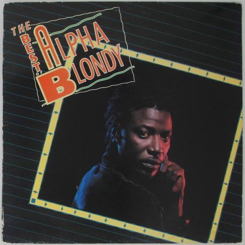 Alpha Blondy – The Best Of Alpha Blondy