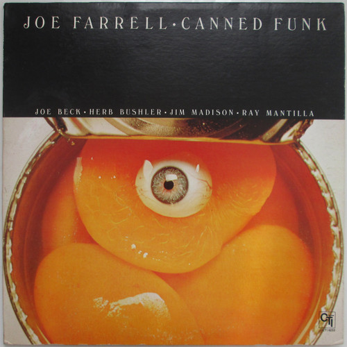 Joe Farrell – Canned Funk