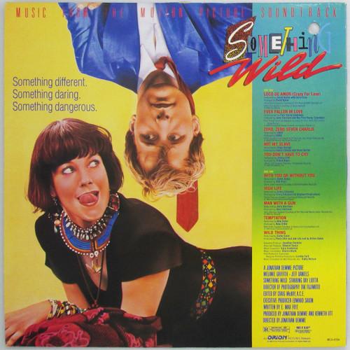Something Wild Soundtrack (feat. Sister Carol)