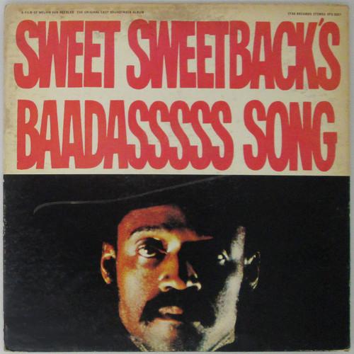 Melvin Van Peebles – Sweet Sweetback's Baadasssss Song Soundtrack