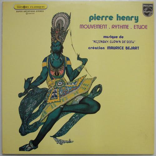Pierre Henry – Mouvement-Rythme-Étude